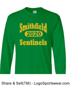 Class of 2020 Long Sleeve Design Zoom